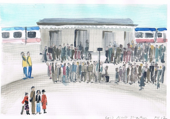 Ascot Station