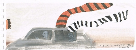 Luton Scarves