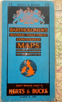 bartholomew map