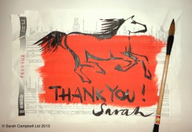 chinese thank you