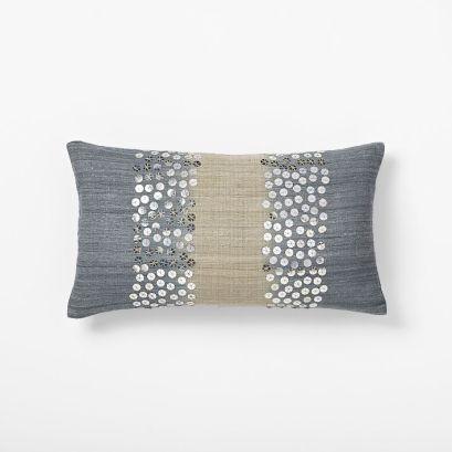 West Elm cushion