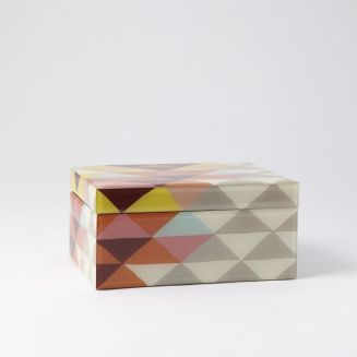 west elm glass box