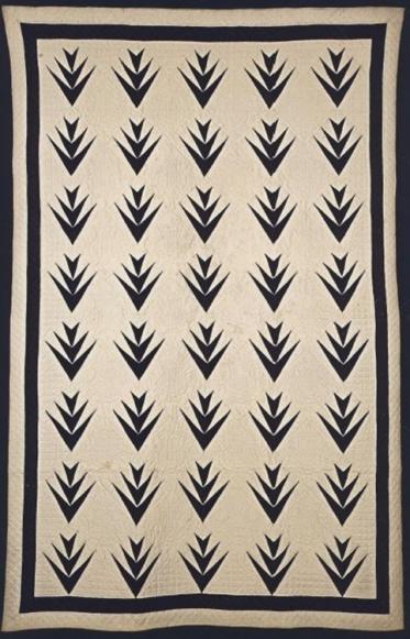 Palm Leaf quilt
