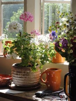Garlands flowers