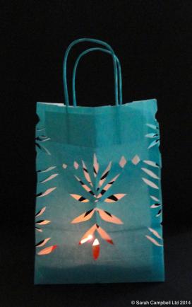 picado lantern