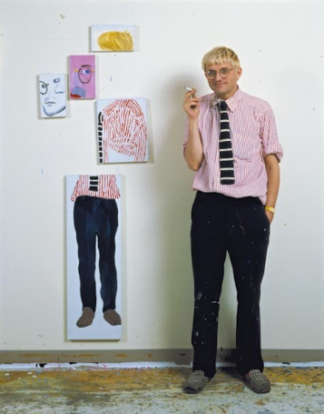 David Hockney photo