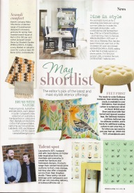 Period Living MAY Shortlist
