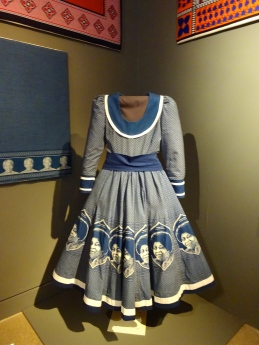 Albertina Sisulu dress