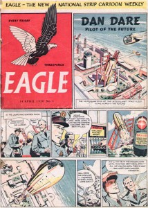 Eagle_1950_issue_1_front_page