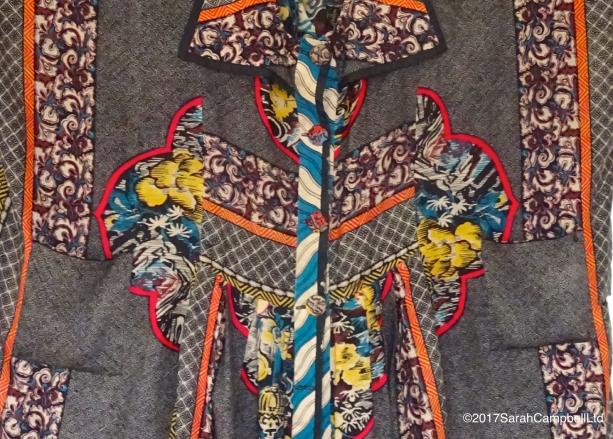 shawl garment