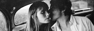 Jane and Serge in car