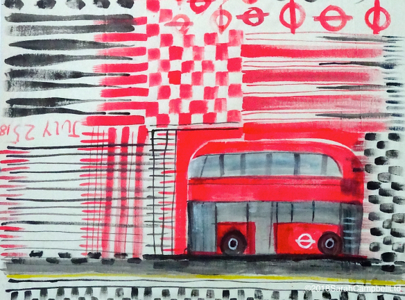 routemaster fabric