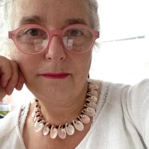Sarah and necklace