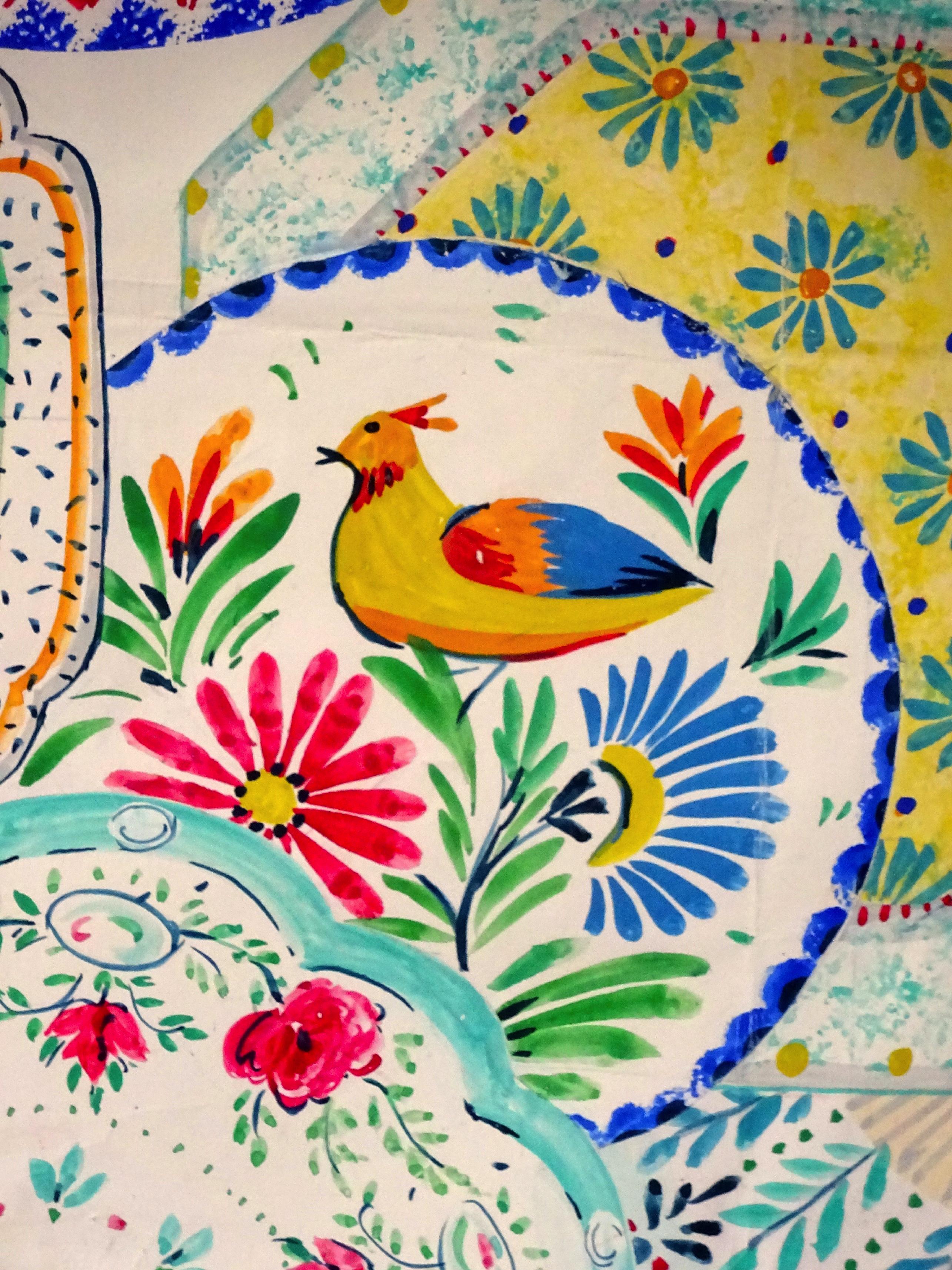 breton birdie card