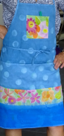 Lisabet's apron