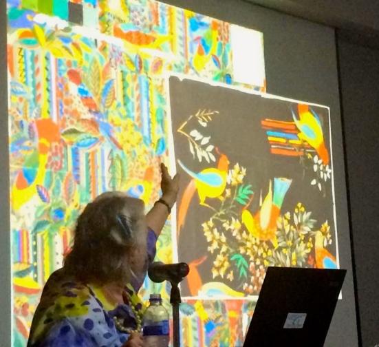 SAC, slideshow talk