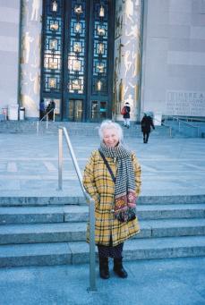 Sarah in NY