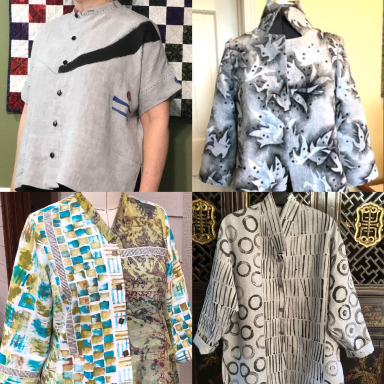 sewing workshop clothes